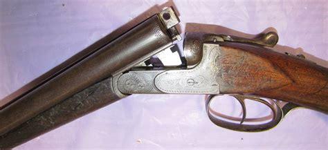 Krupp Stahl Double Barrel Shotgun