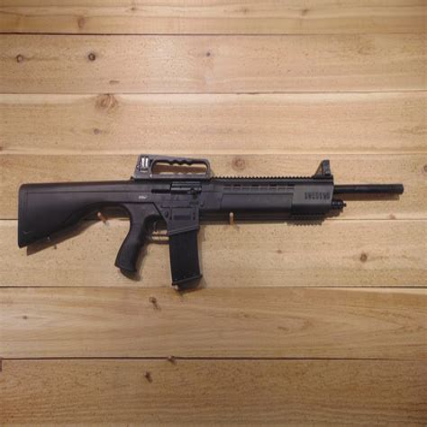 Krx Tactical Semi Auto 12 Gauge Shotgun