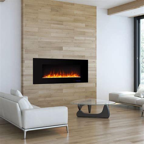 Krystal Wall Mounted Fireplace