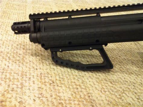 Ksg Shotgun Striker Pump Handle