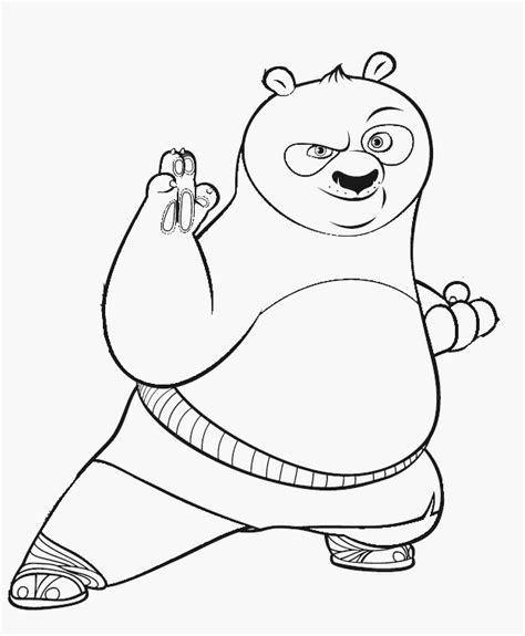 Kung Fu Panda Malvorlagen