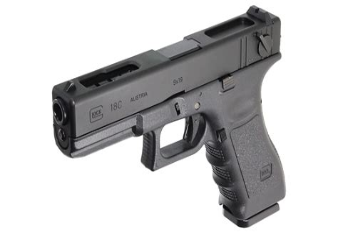 Kwc Glock 18c