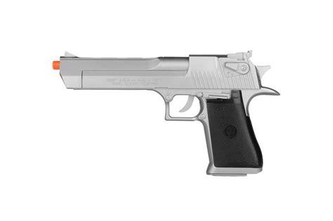 Desert-Eagle Kwc Magnum Licensed Desert Eagle 44 Airsoft Spring Pistol.