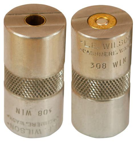 L E Wilson Inc Cartridge Case Gage