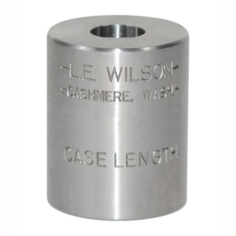L E WILSON INC WILSON CASE LENGTH GAGE Brownells