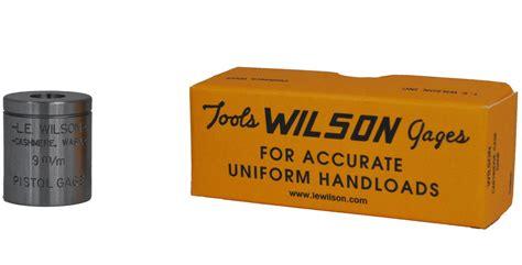 L E Wilson PMG-9MM 9 MM Pistol Max Gage - Amazon Com