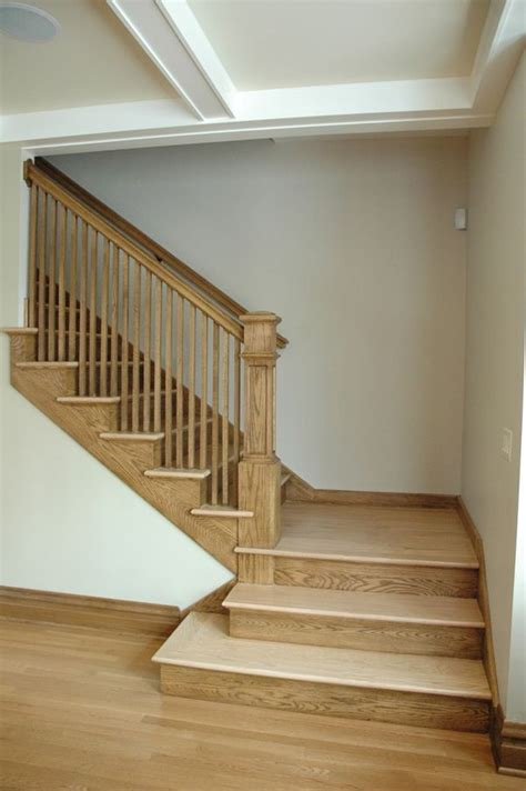 L Shaped Stairs Design