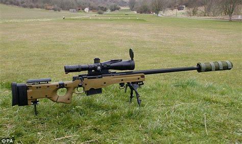 L115a3 Long Range Rifle Cost