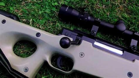 L118a Sniper Rifle Real Life