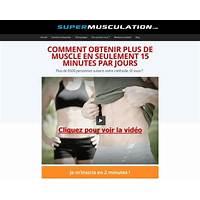 La musculation sans materiel: super conversions 70% de commission coupon codes
