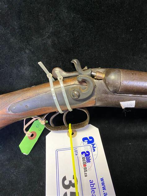 Laminated Steel Belgium Double Barrel Shotgun