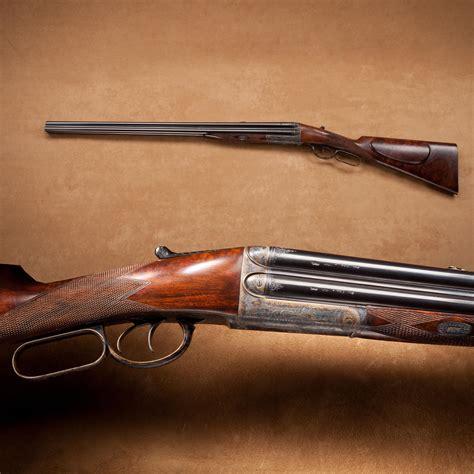 Lancaster Four Barrel Shotgun
