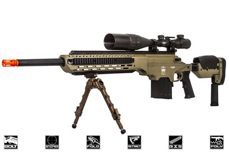 Lancer Rifle Or Sniper Rifle