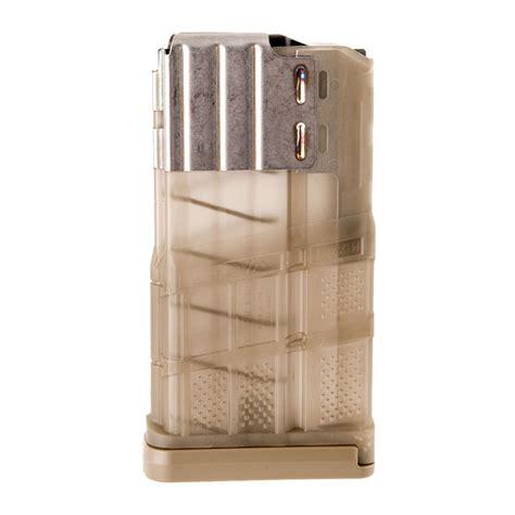 Lancer Systems Ar 308 L7awm Translucent Smoke 20 Rd