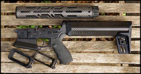 Lancer Systems Carbon Fiber Rifle Stock
