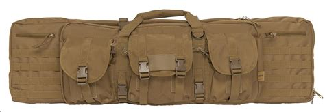 Lancer Tactical 42 Padded Double Rifle Case Backpack