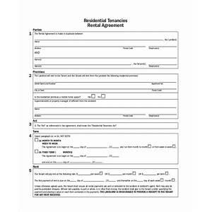 Landlord lease agreement free tutorials