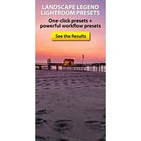 Landscape legend lightroom presets for awesome nature photography online tutorial