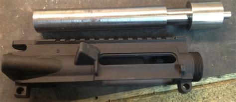 Lapping An Ar15 Barrel Extension