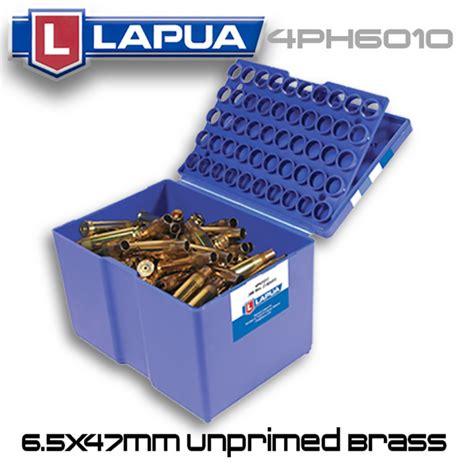 Lapua 4PH6010 6 5x47 Lapua Cases 100 Box - Mile High