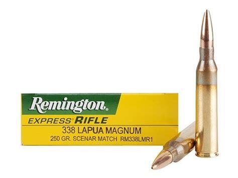 Lapua Scenar Ammunition 338 Lapua Magnum