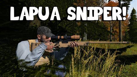 Lapua Sniper Rifle Dayz