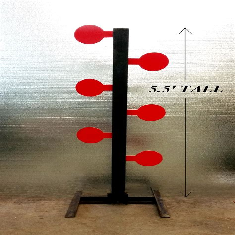 Large Caliber Rifle Steel Targets