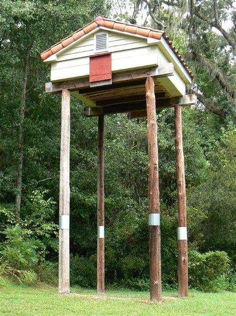 Large bat house Image