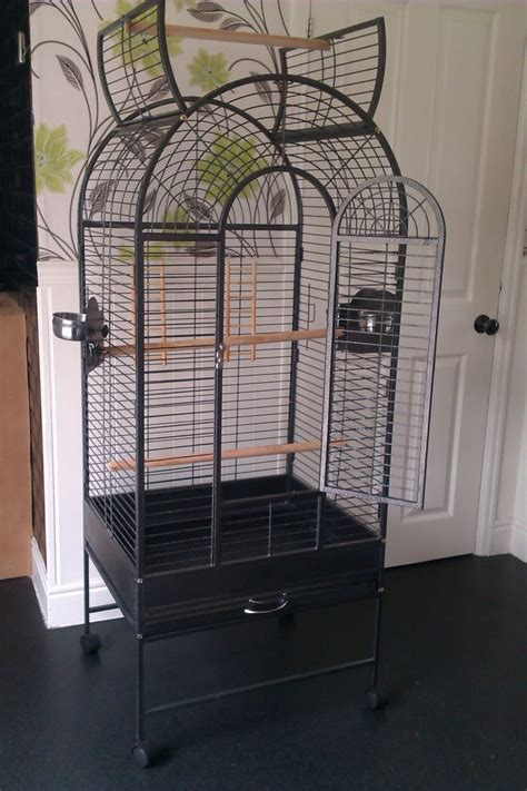 Large bird cages for sale cheap Image