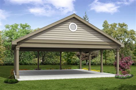 Large carport plans Image