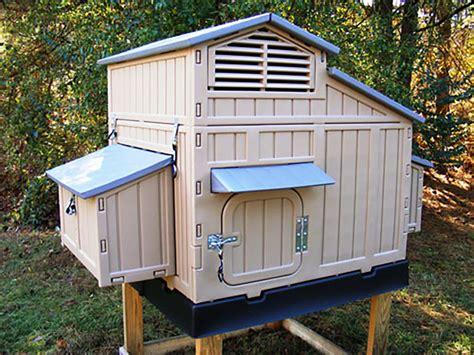 Large chicken coop kits Image