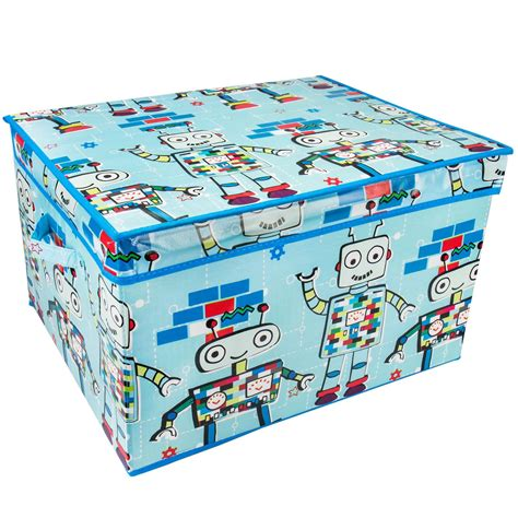 Large childrens toy chest Image