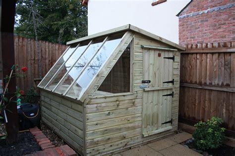 Large potting shed Image