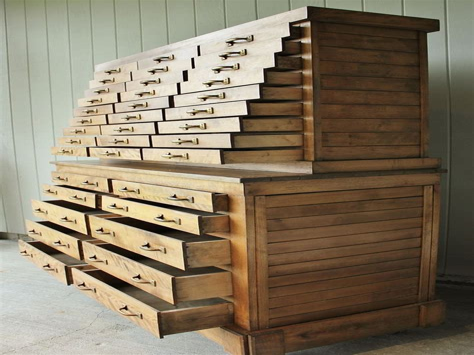 Large wooden chest plans Image