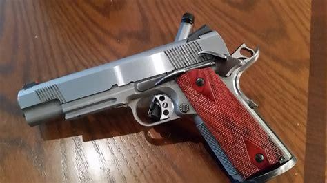 Larry Vickers 1911 Gunsmithing Class