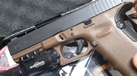 Larry Vickers Vickers Tactical Glock 17 Rtf2 9mm