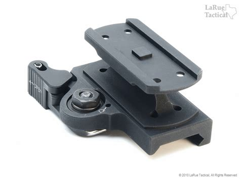 Larue Tactical Lt751 Mount With Aimpoint Micro H2 Unboxing