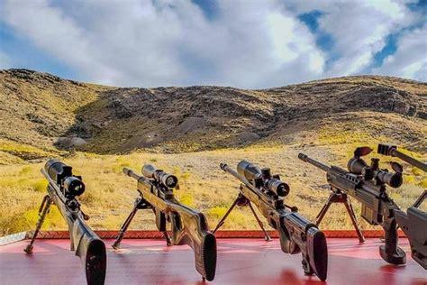 Las Vegas Rifle Range Outdoor