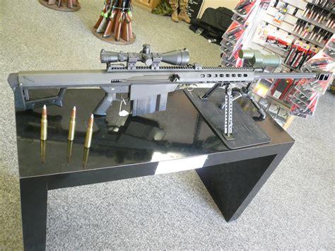 Las Vegas Shooting Range Sniper Rifle