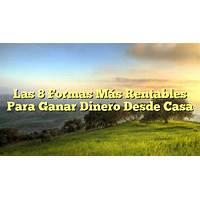 Las 8 formas mas rentables para ganar dinero desde casa promotional codes