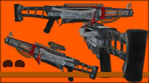 Laser Assault Rifle Fallout