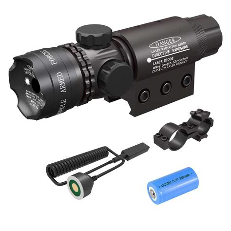 Rifle-Scopes Laser Scope For Rifles.