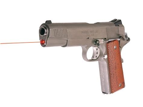 Laser Sight For 1911 45 Acp