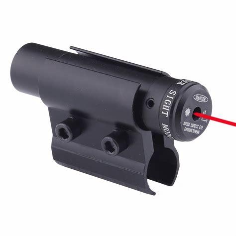 Laser Sight To Fit Shotgun Barrel Mount