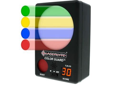 Laserlyte Color Guard Laser Trainer Target Midwayusa Com