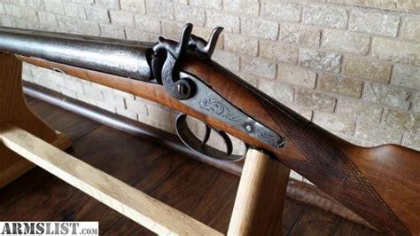 Late 1800 Double Barrel Shotgun