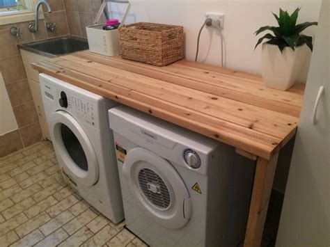 Laundry bench diy Image
