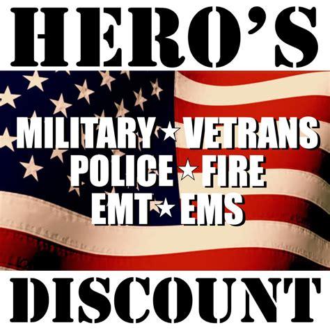 Law Enforcement Discount Websites