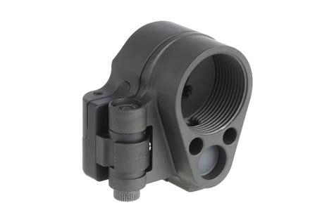 Law Tactical Ar Folding Stock Adapter Gen 3-m Black