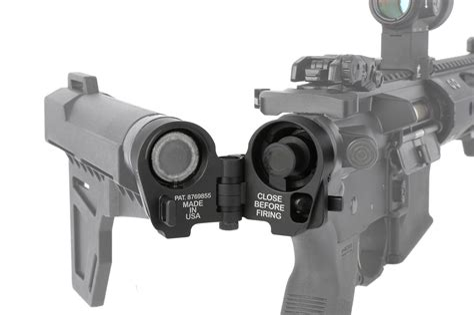 Law Tactical Ar Folding Stock Adapter Gen 3 M